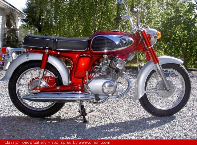 ขายhonda Cd125 ปี1970